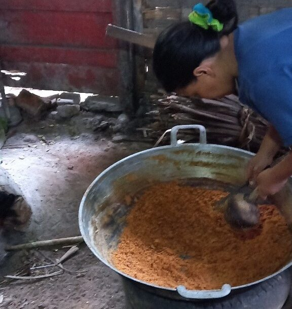 Pembuatan Gula Jawa Kristal