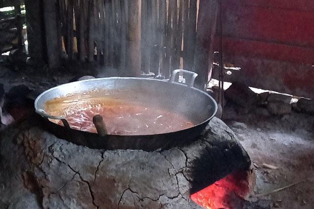 Proses Pembuatan Gula Merah Kristal Desa Sindang